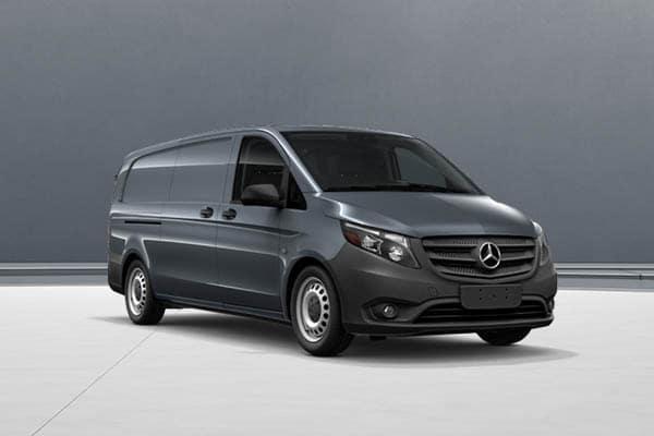 2018 Mercedes-benz Metris Passanger Van