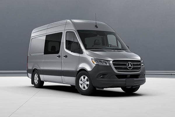 2019 Mercede-Benz Sprinter Passenger Van