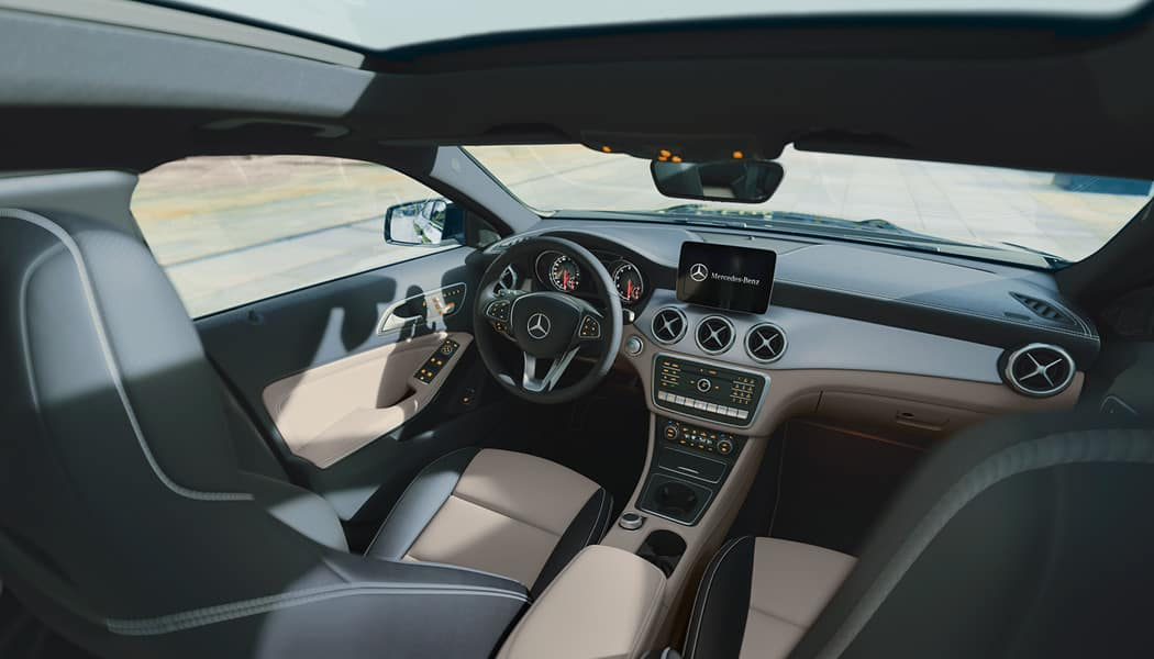 2019 Mercedes-Benz GLA 250 4MATIC Interior