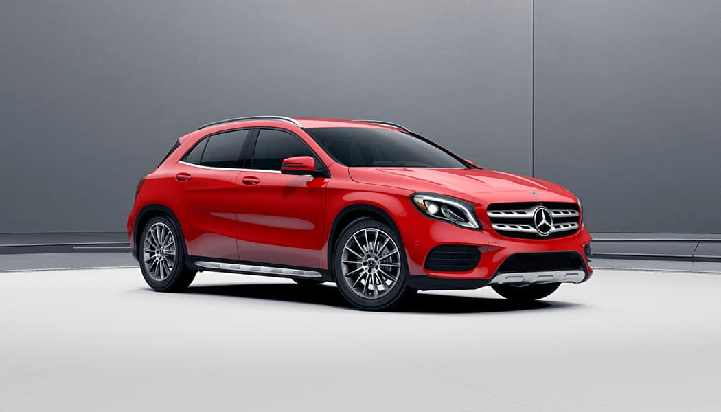 2019 Mercedes-Benz GLA 250 4MATIC Exterior