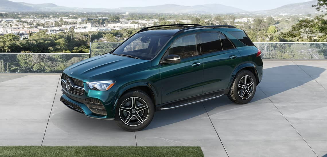 2020 Mercedes-Benz GLE 350 4MATIC® Lease Offer | Mercedes ...