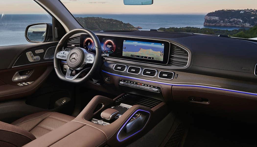 2019 Mercedes-Benz GLS Interior