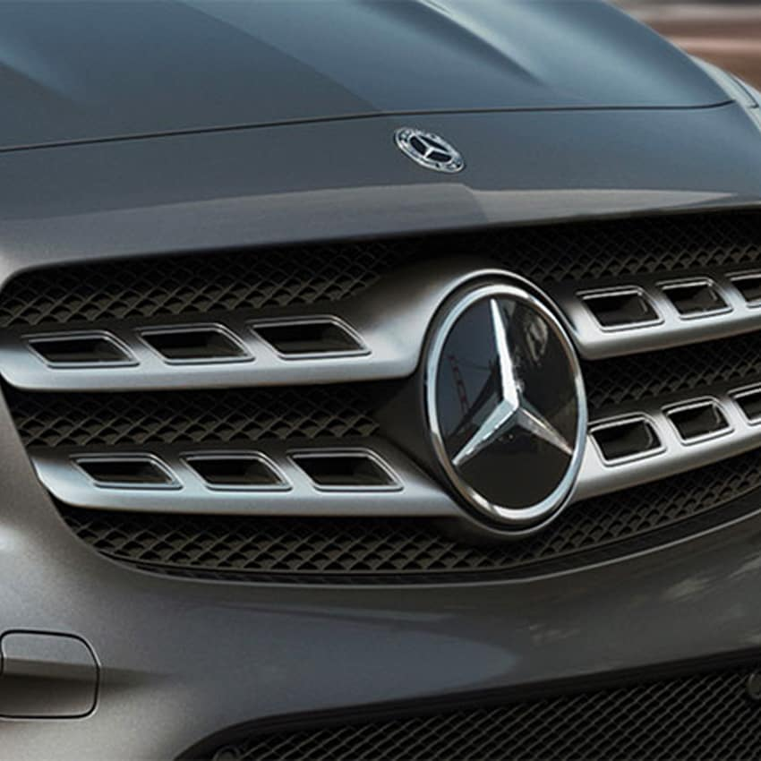 2020 GLA Front Grill