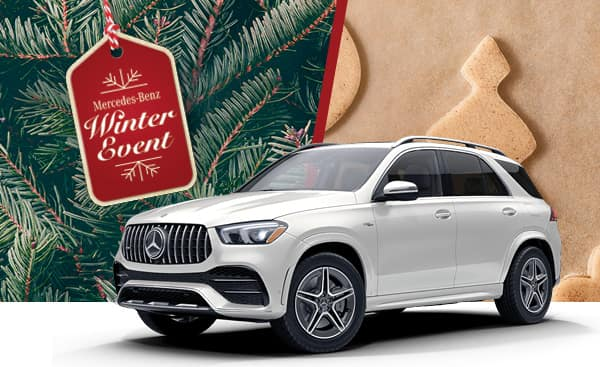 Mercedes-Benz Winter Sales Event