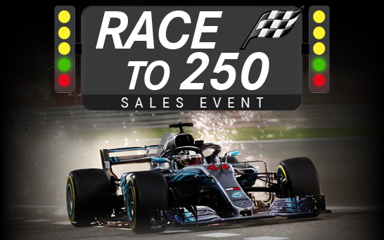Race to 250