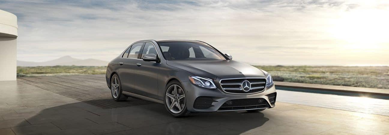New Mercedes-Benz E-Class sedan Mount Pleasant SC