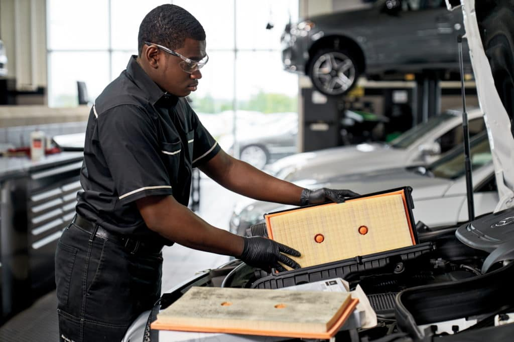 Mercedes-Benz Pre-Paid Maintenance in Mount Pleasant SC