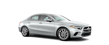 New 2020 A-Class Sedan