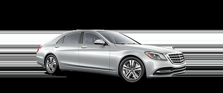 New 2020 S-Class Sedan