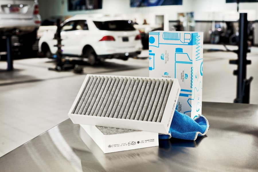 Mercedes-Benz Genuine Air Filters in Mount Pleasant SC