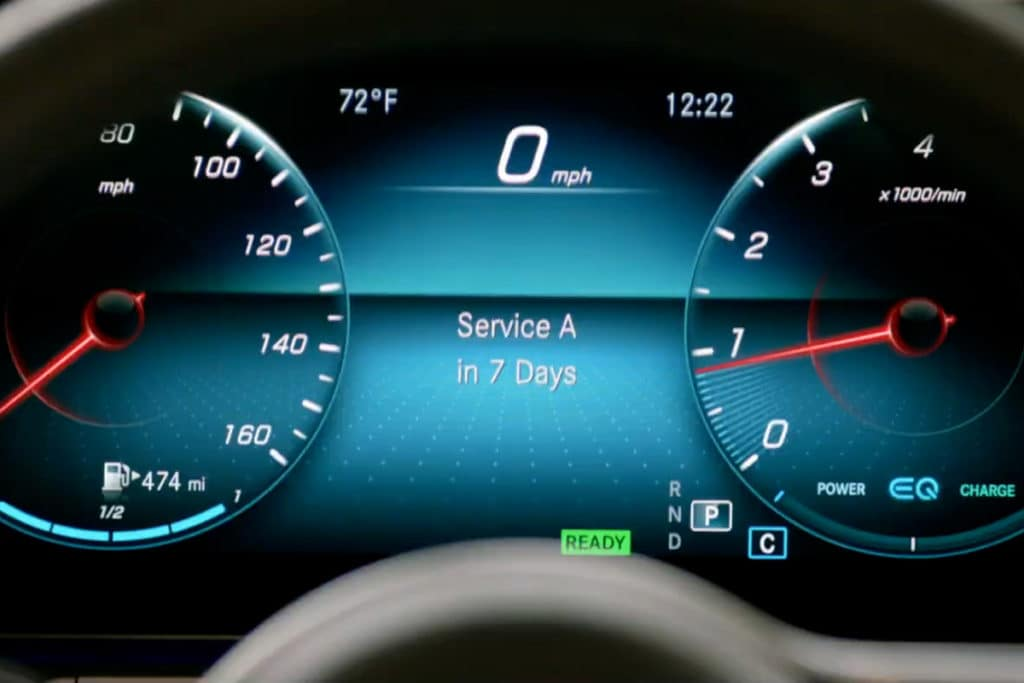 Mercedes-Benz Service-A in Mount Pleasant SC