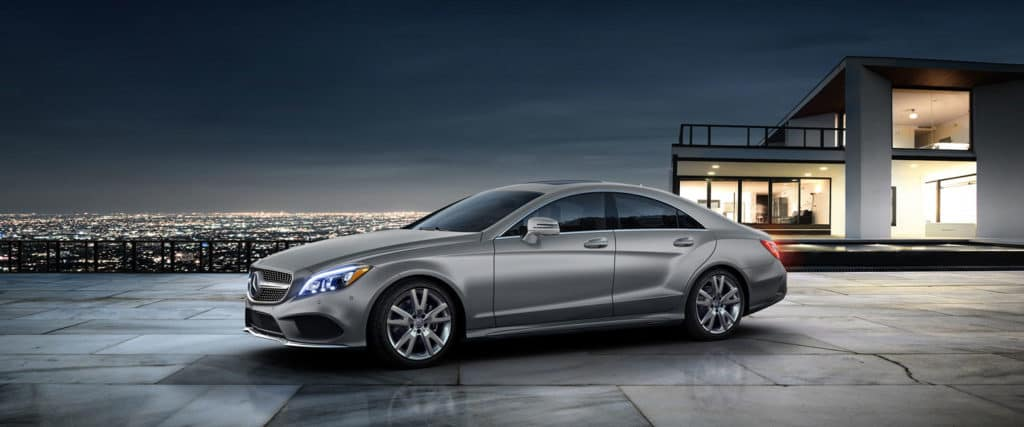 2018 Mercedes-Benz CLS550 Coupe