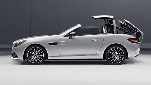 2018 Mercedes-Benz SLC300 Roadster