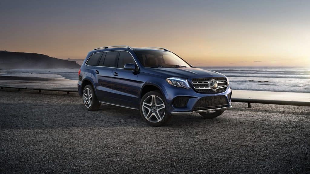 2019 Mercedes-Benz GLS 550 4MATIC® SUV