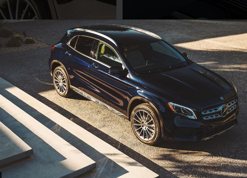 2019 Mercedes-Benz GLS 550