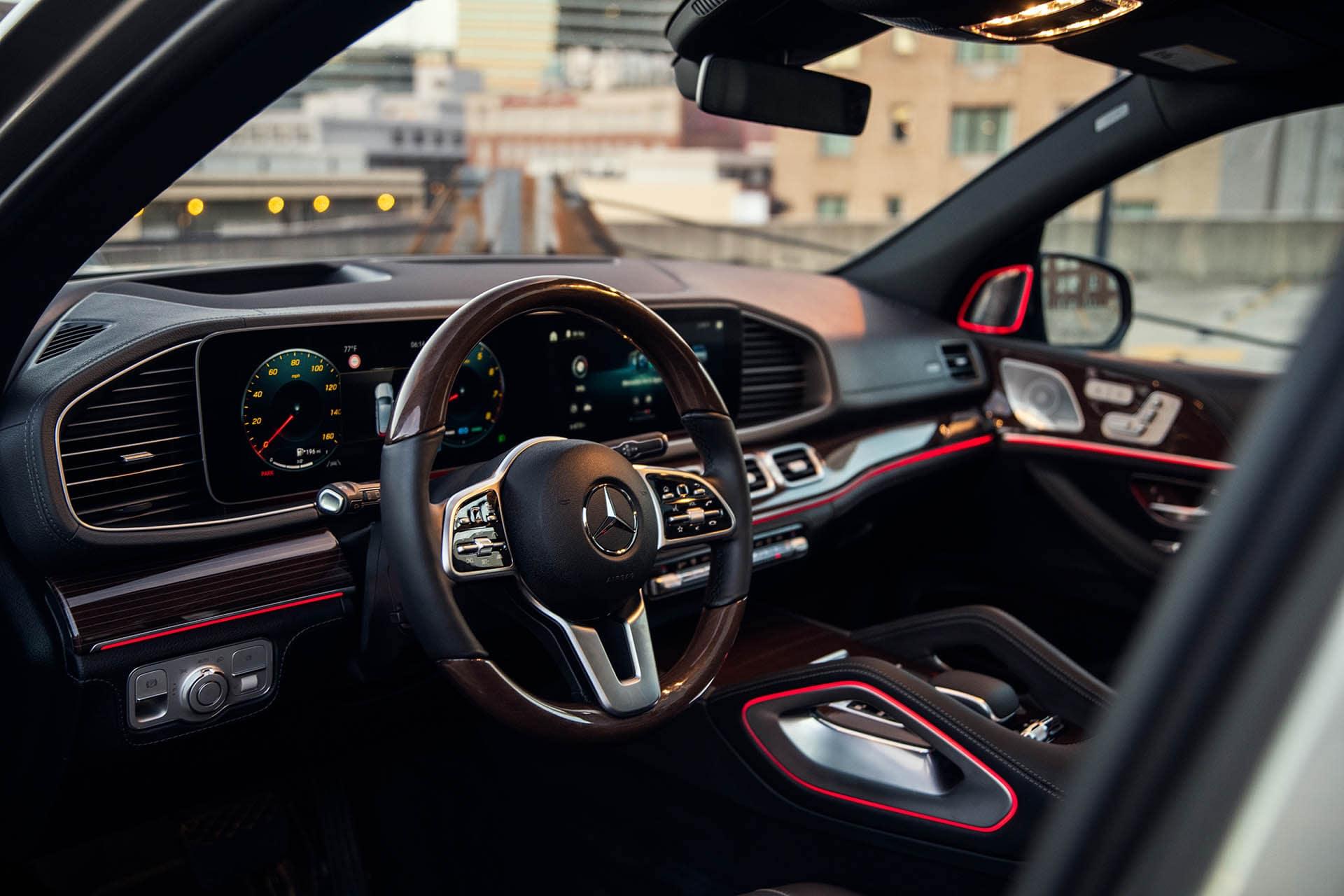 2020 Mercedes-Benz GLE   Mercedes-Benz of Myrtle Beach