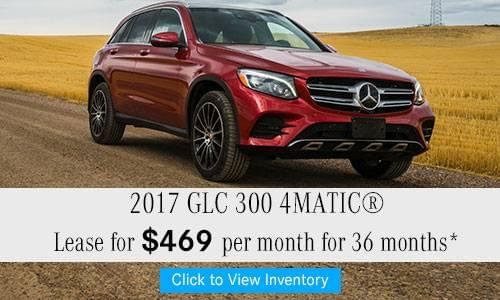 2017 GLC 300 4MATIC ®