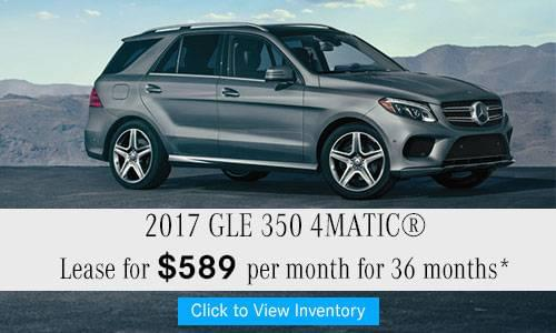 2017 GLE 350 4MATIC ®