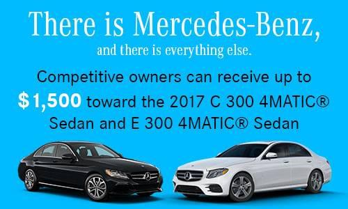 Driving a Mercedes-Benz has never been more rewarding.