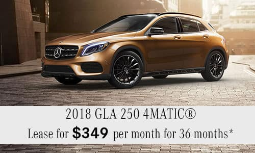 2018 GLA 250 4MATIC® SUV