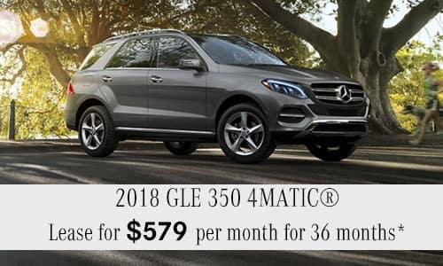 2018 GLE 350 4MATIC®