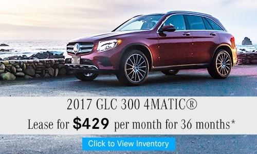 2017 GLC 300 4MATIC® SUV