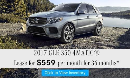2017 GLE 350 4MATIC® SUV