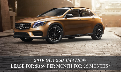 2019 GLA 250 4MATIC® SU