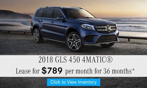 2018 GLS 450 4MATIC®