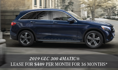2019 GLC 300 4MATIC®