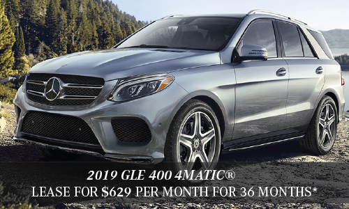 2019 GLE 400 4MATIC®