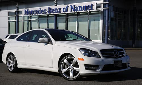 Certified Pre-Owned 2015 Mercedes-Benz C 350 4MATIC®