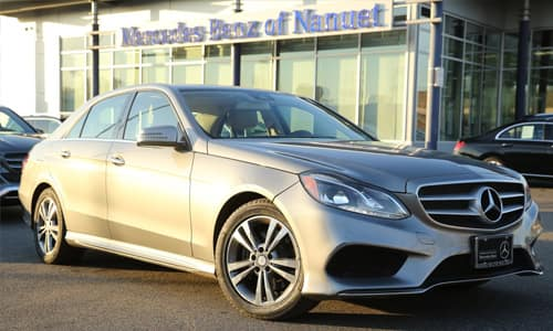 Certified Pre-Owned 2015 Mercedes-Benz E 350 4MATIC®