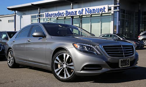 Certified Pre-Owned 2015 Mercedes-Benz S 550 4MATIC®