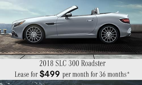 2018 SLC 300 Roadster