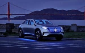 Electric Intelligence Concept Car Exterior Lighting
