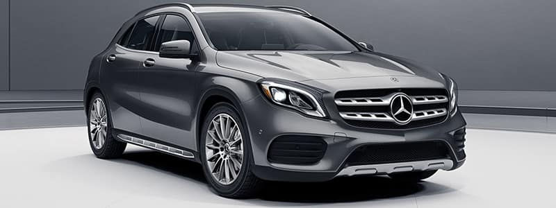 2018 GLA SUV New Orleans