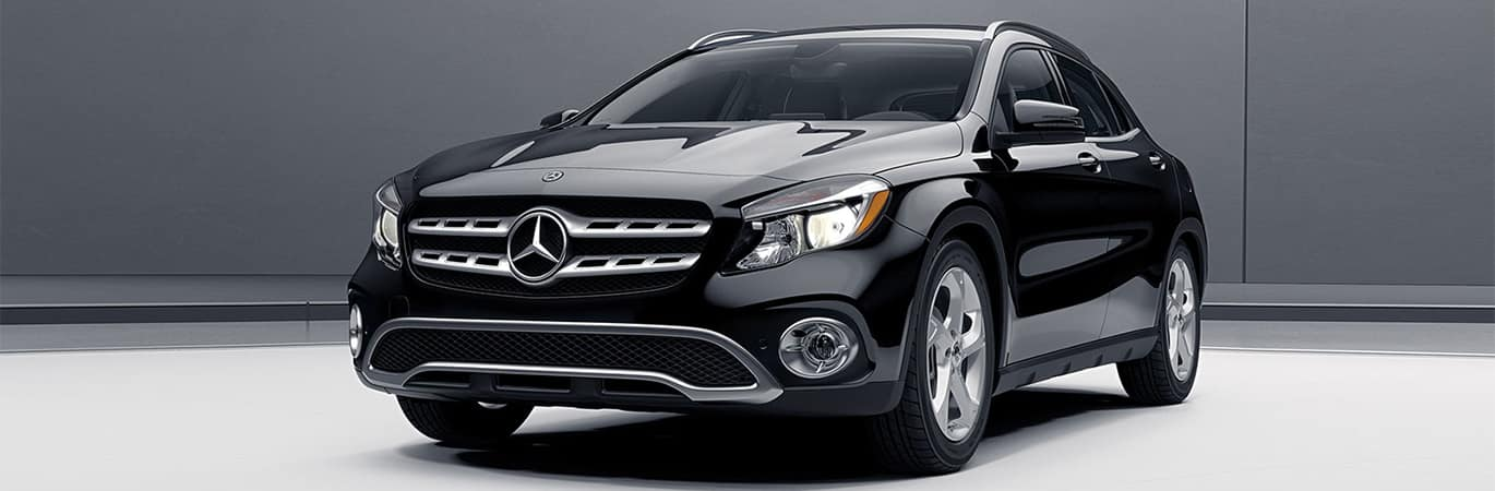 new 2018 gla suv mercedes benz of new orleans la dealership. Black Bedroom Furniture Sets. Home Design Ideas
