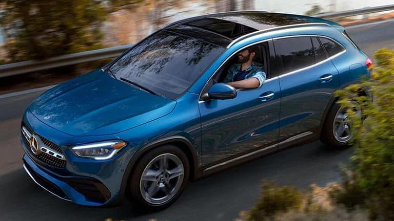 GLA SUV New Orleans