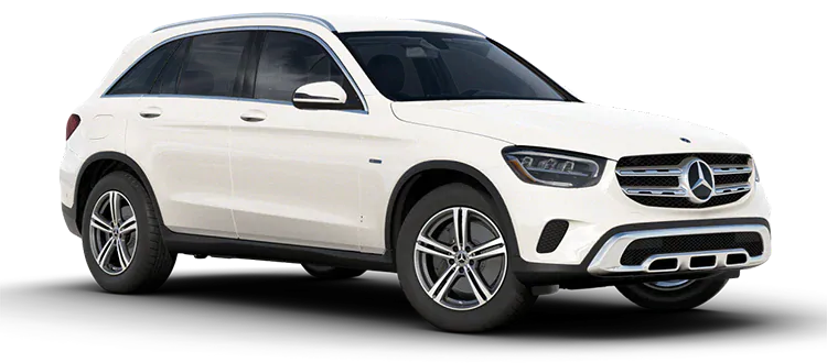 GLC 350e 4MATIC®