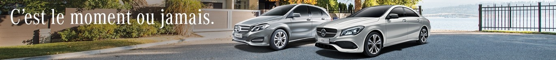 Restez informé sur nos promotions mercedes-Benz Rive-Sud.