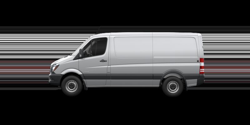Fourgon Sprinter 2500 2016 À Empattement De 144 Po