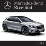 Le Mercedes-Benz GLA redessiné est agile, aventureux et adaptable disponible chez Mercedes-Bendz Rive-Sud