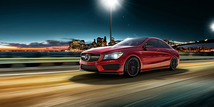 2016 Mercedes-Benz CLA CLA45 AMG Coupe