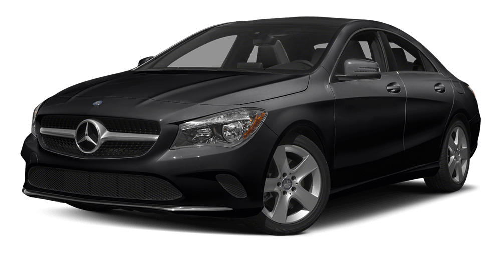 2017 Mercedes-Benz CLA250 4MATIC