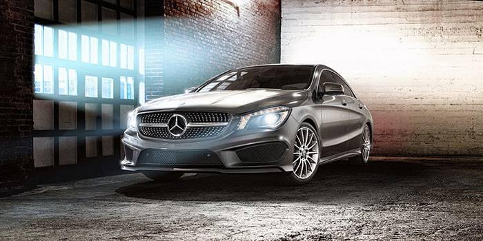 2016 Mercedes-Benz CLA CLA250 Coupe