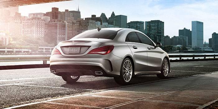 2016 Mercedes-Benz CLA CLA250 Coupe 4MATIC®