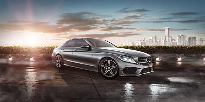 2016 Mercedes-Benz C-Class C300 4MATIC® Sport Sedan