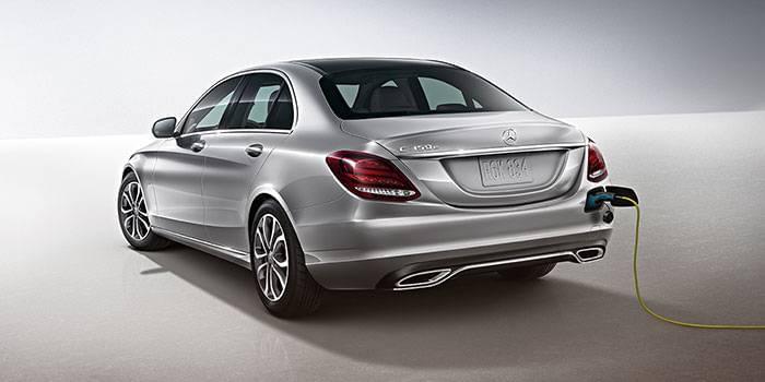 2016 Mercedes-Benz C-Class C350e Plug-in Hybrid Sedan