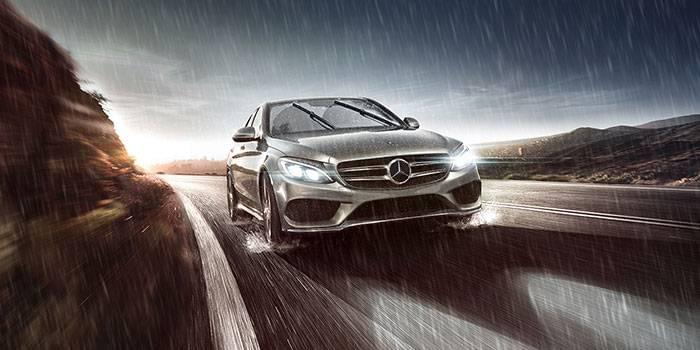 2017 Mercedes-Benz C-Class C300 4MATIC® Sport Sedan